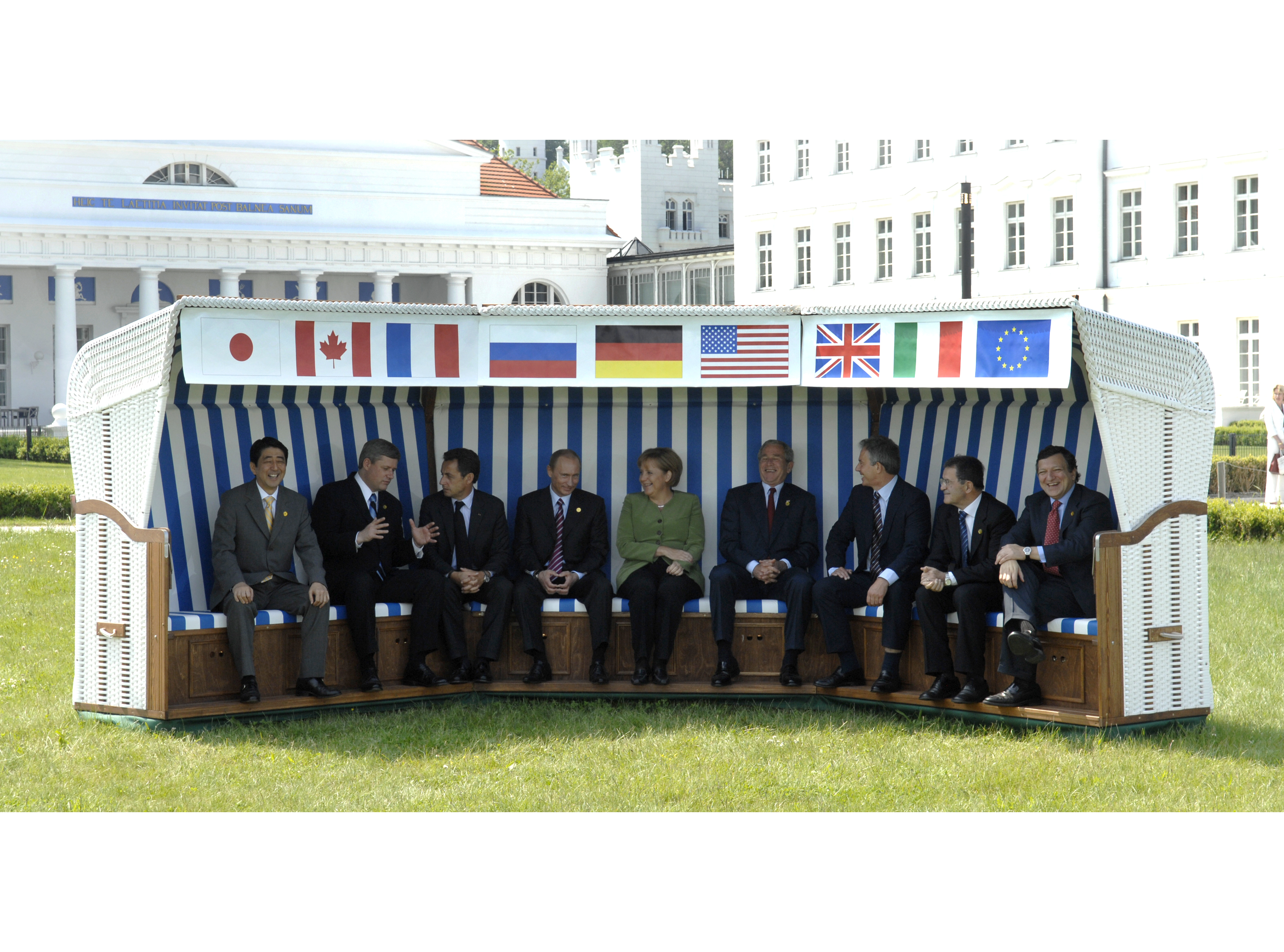G7 Gipfel Heiligendamm