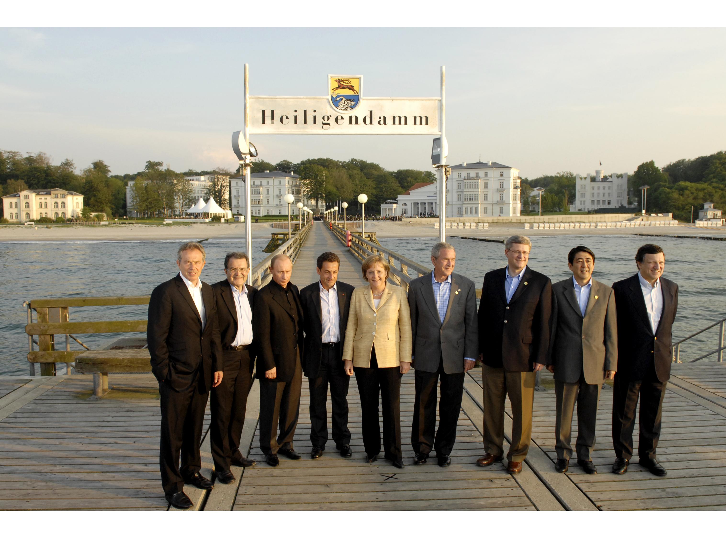 Heiligendamm 2007